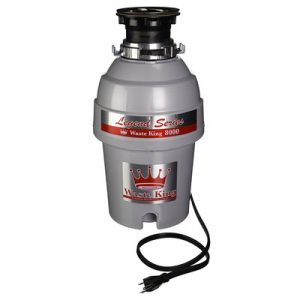 Waste King Legend Series 1 HP Continuous Feed Garbage Disposal L-8000