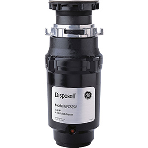 best GE GFC52V food waste disposer