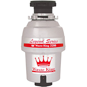 best waste king L 3200 food waste disposer