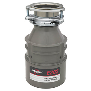 best Emerson Evergrind E202 quiet garbage disposal